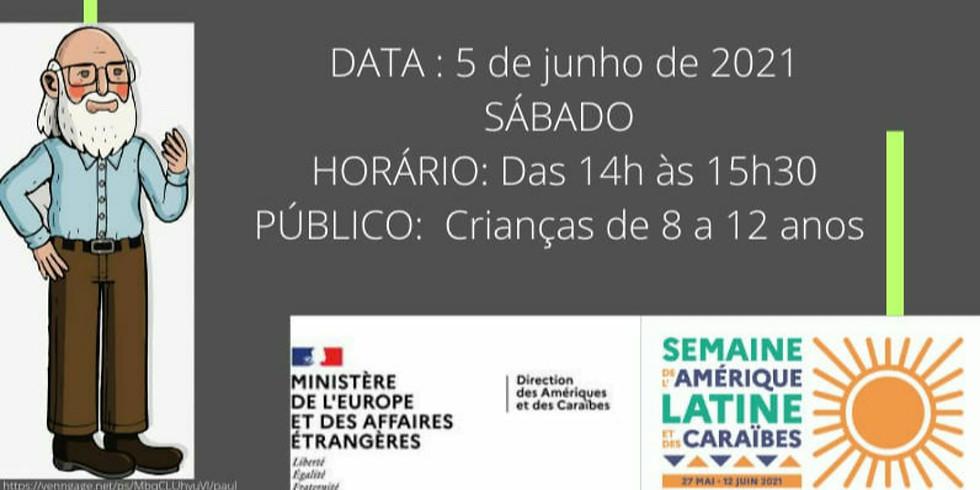 Lendo o mundo com Paulinho Freire