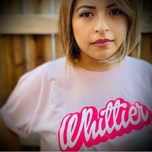 Whittier barbie shirt