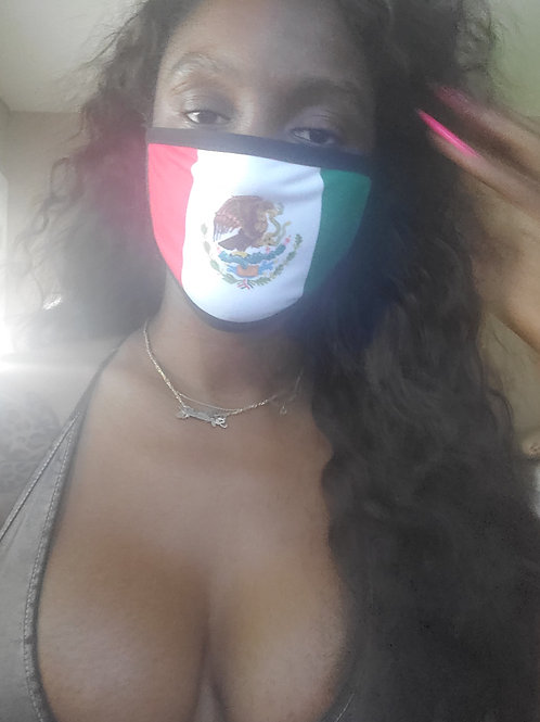 Mexico mask