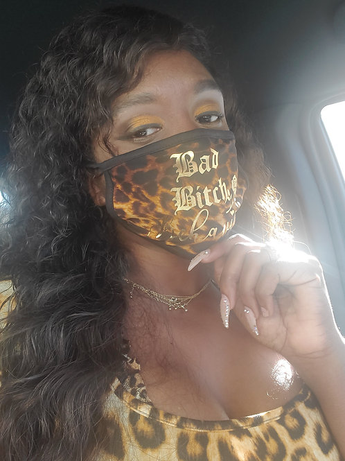 Bad bitch behavior mask