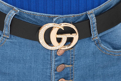 Gucci gang belt