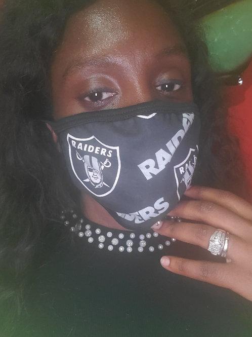 Raider mask