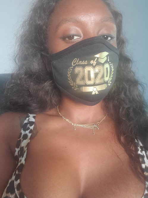 Class of 20 mask