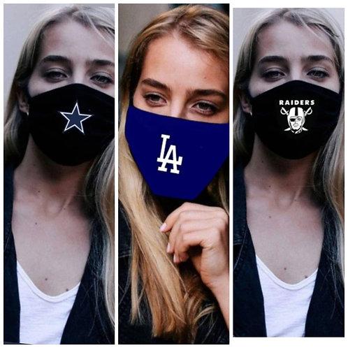Custom sports mask