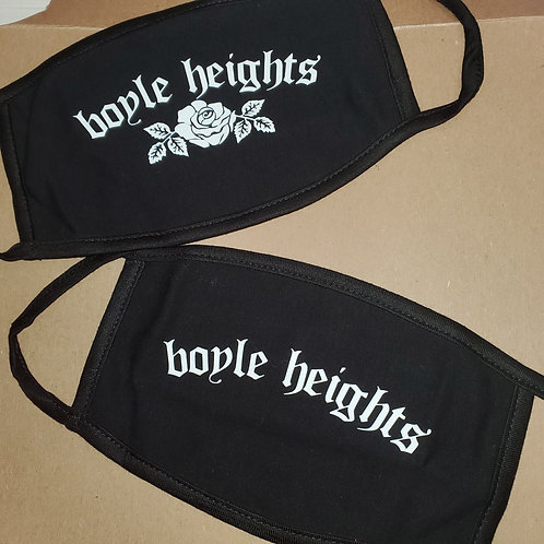 Boyle heights mask