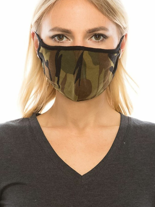 Camoflouge mask