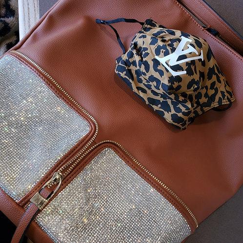 Bling queen purse