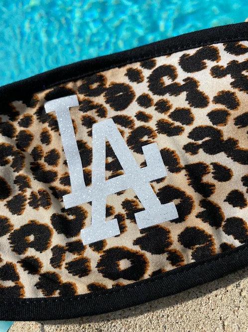 La cheetah white