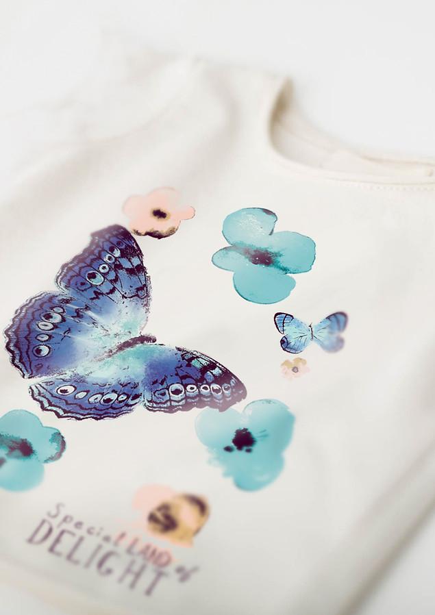 Concevoir des illustrations pour le textile.