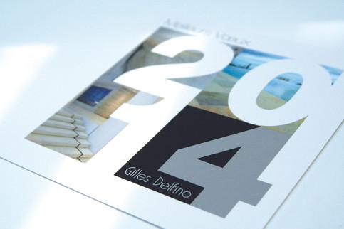 Carte de voeux 2014.