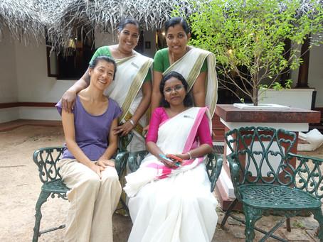 〜南インドで瞑想〜「ギャラリー編」