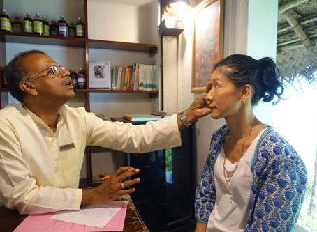 〜南インドで瞑想〜「アーユルヴェーダ編」