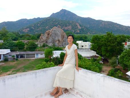 〜南インドで瞑想〜「帰郷編」