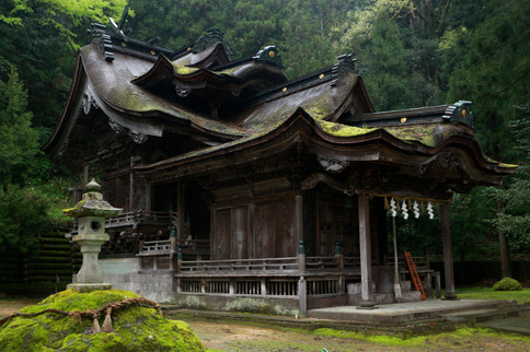 Sanctuaire Okamoto-jinja Otaki