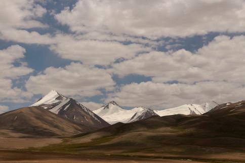 montagnes du Pamir