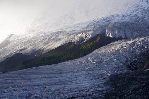 Rakaposhi glac