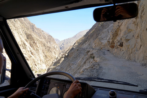 Roads in Gilgit-Baltistan