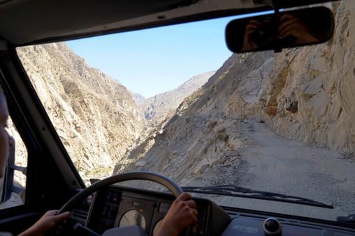 Roads in Gilgit-Baltistan
