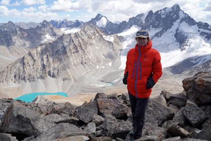 Exploring the Karakorum Range