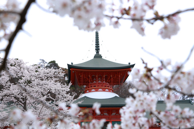 pagode à Nagano