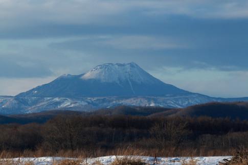 volcano in Hokkaido