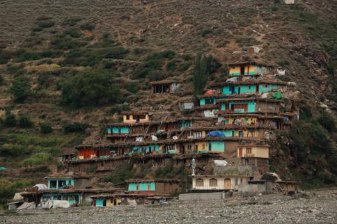 pakistani village