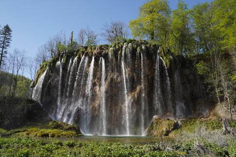 parc national des lacs de Plitvice (Croatie)
