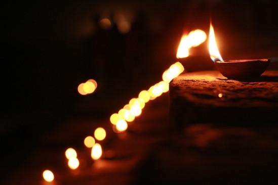 Hinduist ceremony in Panauti