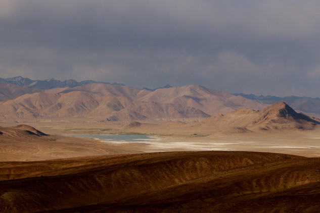 paysage tadjike