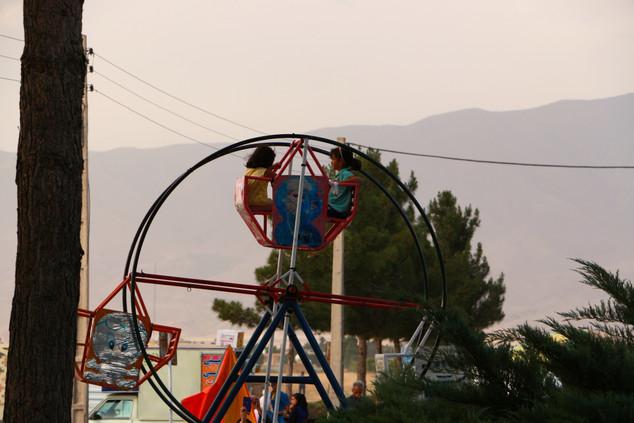 grande roue à Nishapur