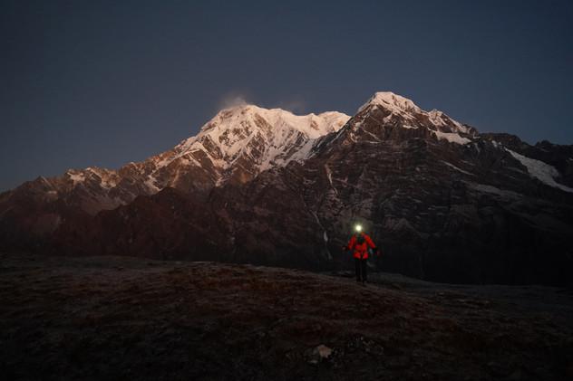 Mardi Himal trek (Annapurnas)