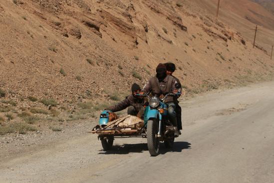 Far East au Tadjikistan