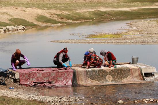 scène de ménage au Tadjikistan