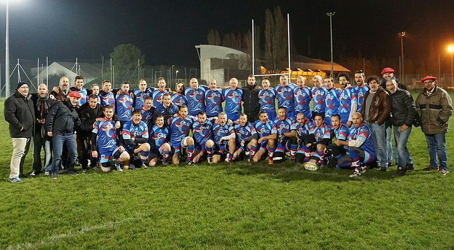 Les Rougets Bleus - RC Stade Phoceen