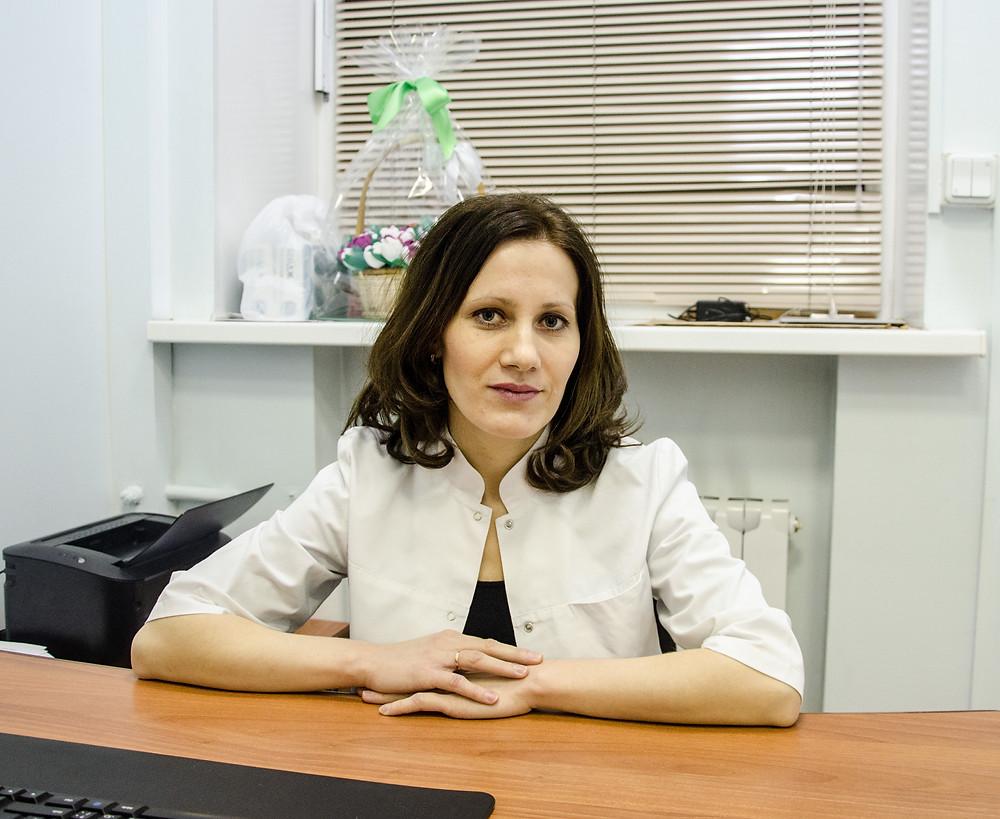Печникова Юлия Владимировна, педиатр, неонатолог
