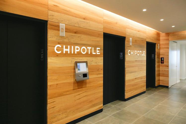 Chipotle elevators 2
