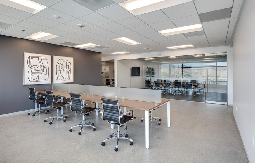 Tailored Spaces Open Office