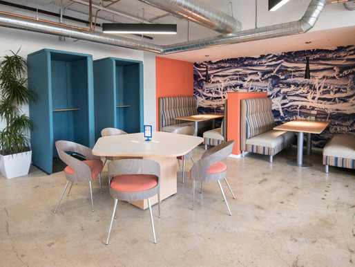 Re-Envisioning Office Space and the Employee Experience