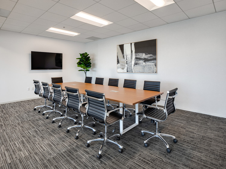 Tailored Spaces Conference Room