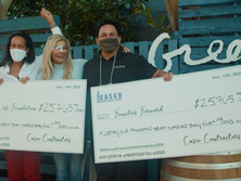 Casco Raises $52k for Local Non-Profits