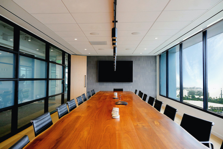 Chipotle conference room