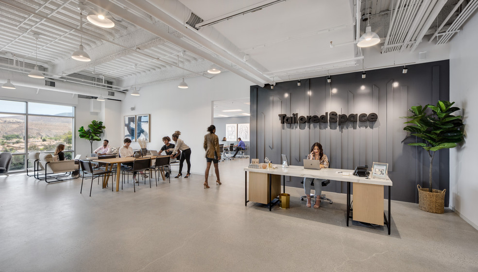 Tailored Spaces Lobby