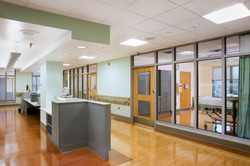 Brain Injury Unit nurse station