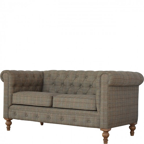 Chesterfield Two Seat Sofa