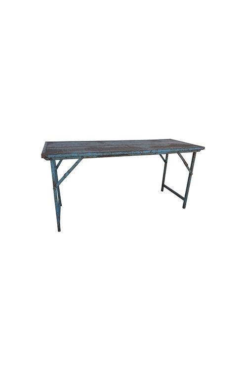 Industrial Vintage Trestle Table