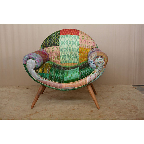 Kantha Nest Chair No 26 of 39