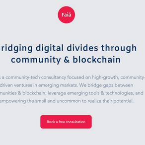 Faiā: a new website, renewed mission
