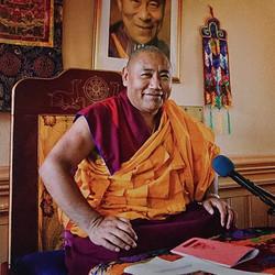 Khenchen Konchog Gyaltshen Rinpoche, DCM Founder