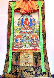 Tibetan  Diety Thangkas