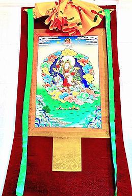 Achi Chokyi Drolma Thangkha